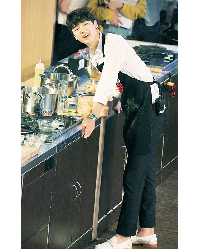 [160625] #Minhyuk #CNBLUE #StarChef ©yoyo_KMH