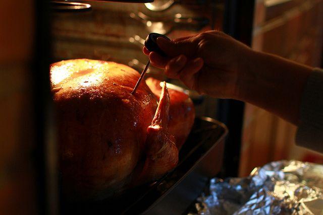 Stuffed #thanksgiving #turkey   Sensibus.com