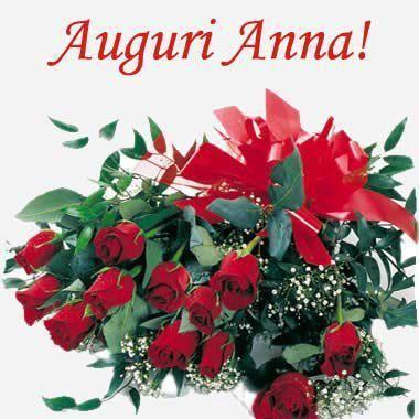 Buon onomastico a tutte le Anna