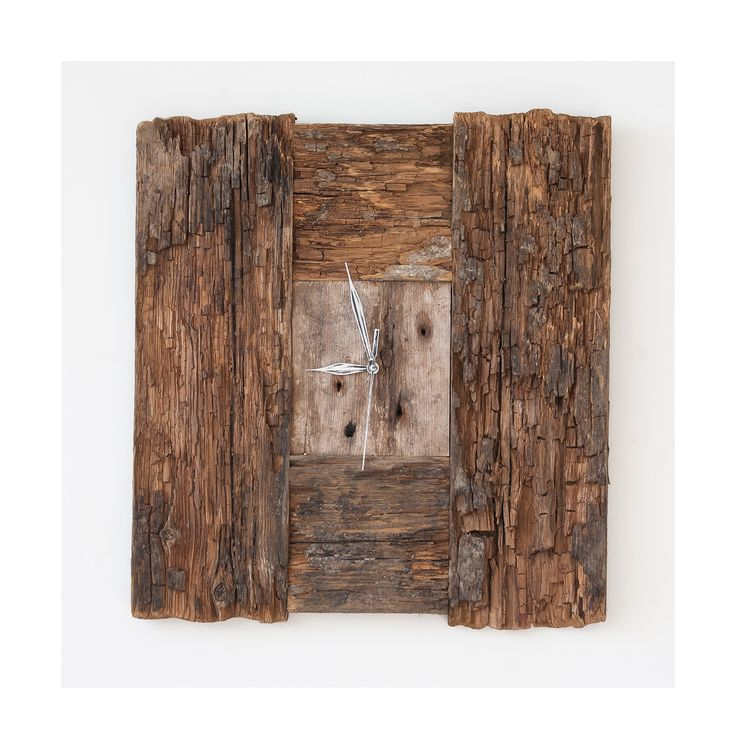 Model no 19 *). Aged wood is a beautiful way to add character to your home or garden. Developped naturally. Pine wood. Size: 40 cm x 40 cm.