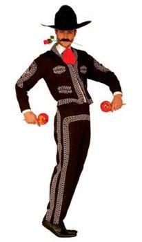 Disfraz de Mariachi Mejicano hombre