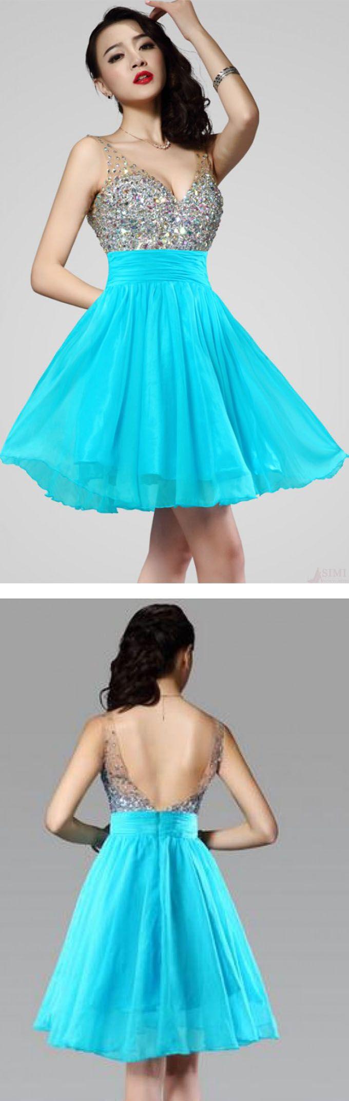 68 best HoCo images on Pinterest | Party wear dresses, Short ...