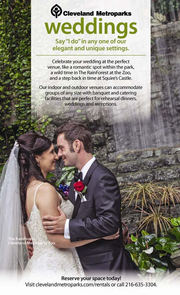 Cleveland Metroparks Zoo Wedding Cost deweddingjpgcom