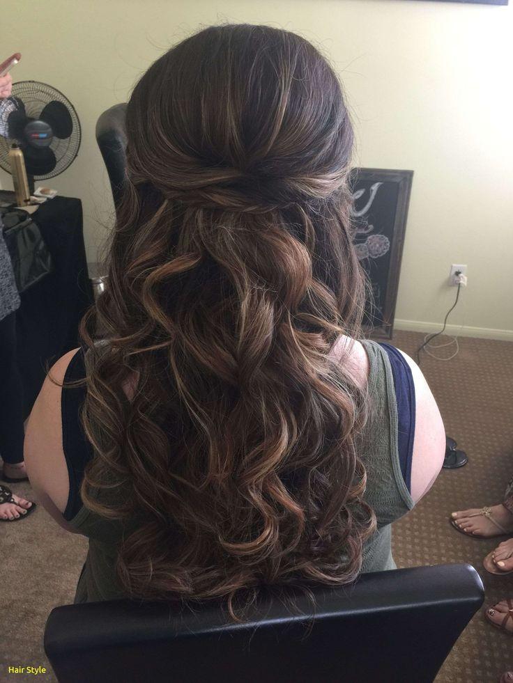 Schöne lange Frisuren, die unten heiraten
