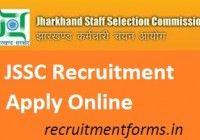 JSSC Recruitment 2016