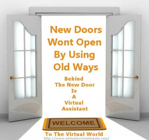 Behind The New Door Is A Virtual Assistant Open World