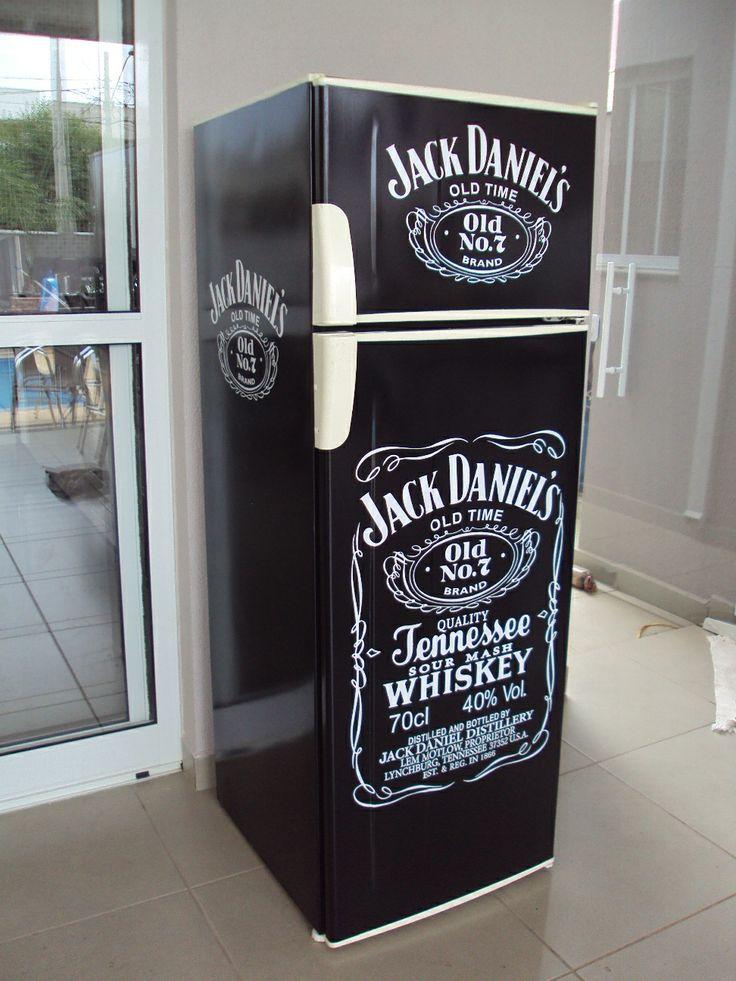 Geladeira Jack Daniels