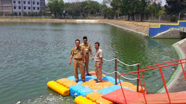 Tambatan Perahu Kecil - Jakarta