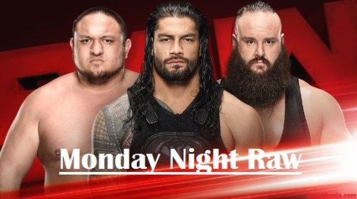 WWE Raw 31 July 2017 Full Show Results-Full Show Video Watch Online-Highlight