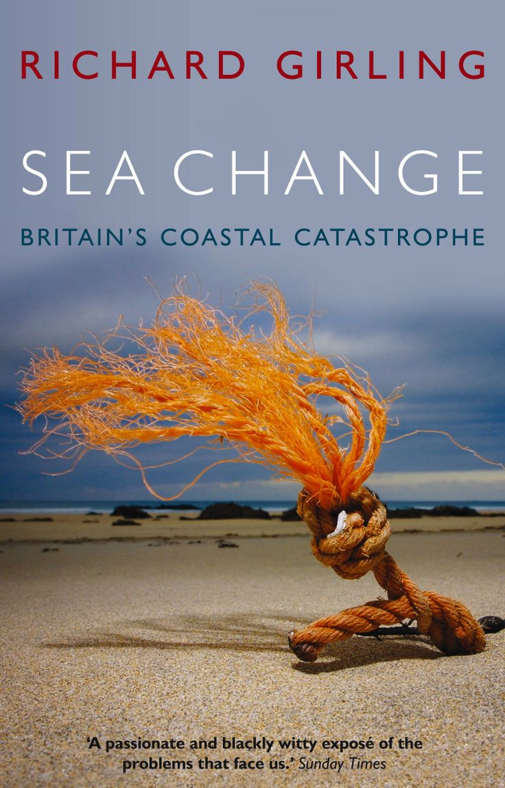 Challenging and controversial investigation of our changing relationship with the sea and our coastline, due to the ravages of commercial exploitation.