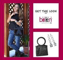 Copia l'outfit della blogger Anthea di Anthea's Fashion con la borsa #biribag e gli orecchini #passion per un look davvero birikino!  #birikiniemotions #birikini #getthelook #birikinioutfit