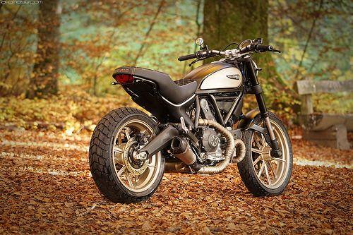 Ducati Scrambler     La Chose   Flickr