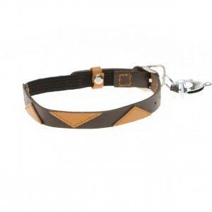 tigger brown cat collar
