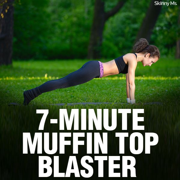 7-Minute Muffin Top Blaster