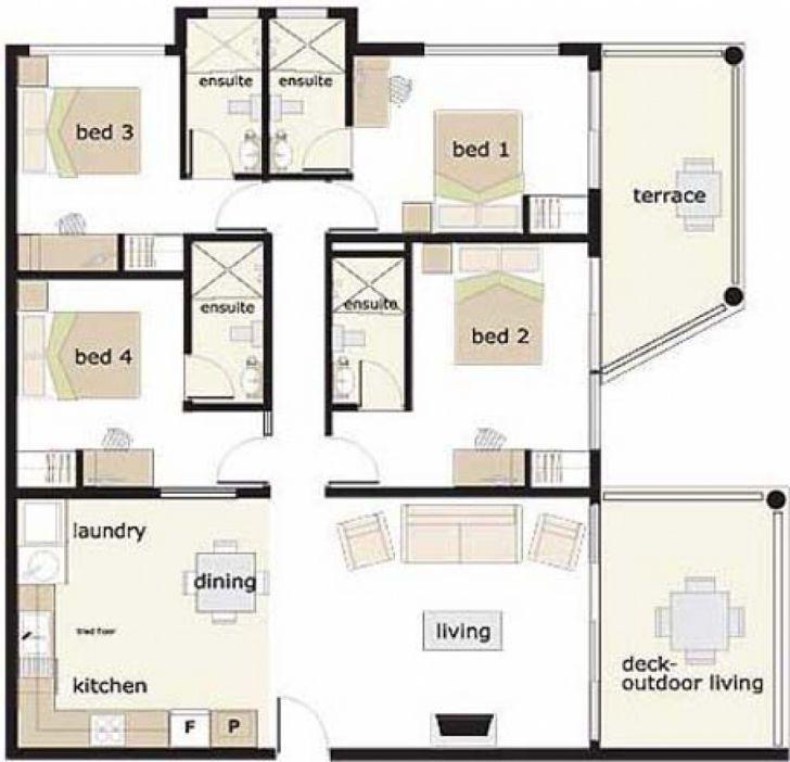 Best 6 Bedroom Bungalow House Plans In Nigeria Fresh 4 Bedroom Duplex 4 Bedroom Bungalow Floor Plan Bungalow Floor Plans Bungalow House Plans Bungalow Flooring