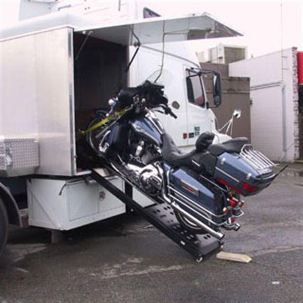 Rampage Power Lift Powered Motorcycle Ramp 8 Long