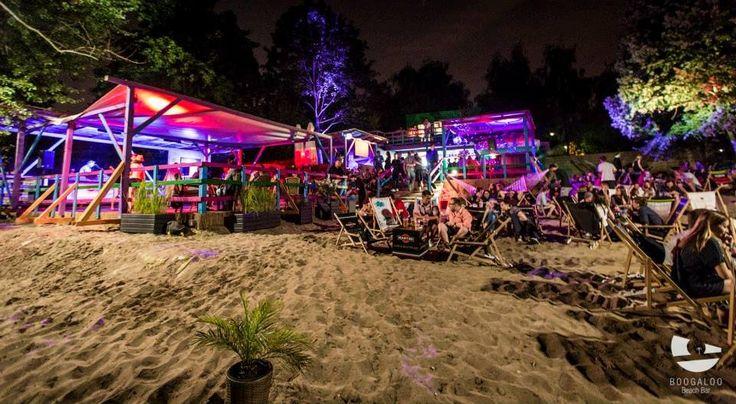 Boogaloo Beach Bar   Wybrzeże Gdyńskie 2 (za Mostem Gdańskim)