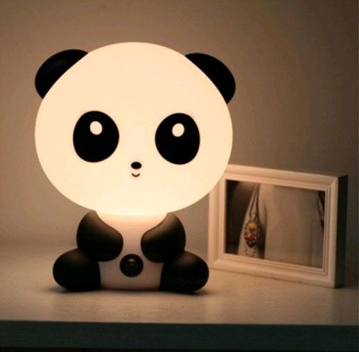 Børnelampe - Panda (NL1201) /Legetøj cover