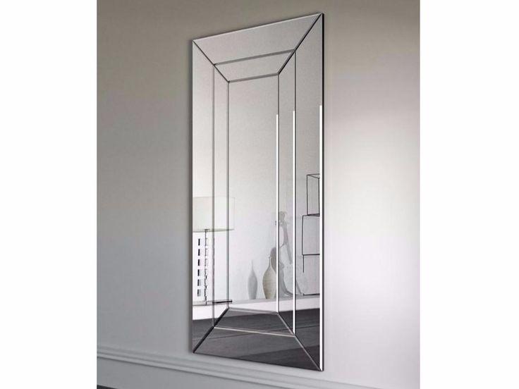 CARRÈ Miroir rectangulaire by Casamilano design Mario Dell'Orto, Emanuela Garbin