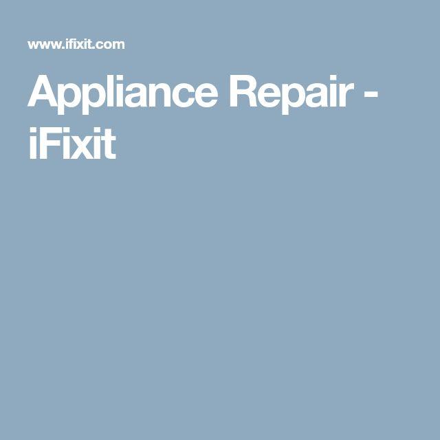 the 25 best appliance repair ideas on pinterest diy electric sears appliance repair sample - Appliance Repair Sample Resume