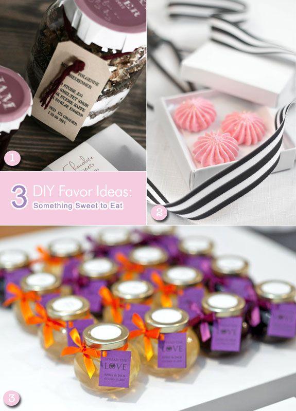 Wedding Shower Favor Ideas Diy : about DIY Bridal Shower Favors & Ideas on Pinterest Bridal shower ...
