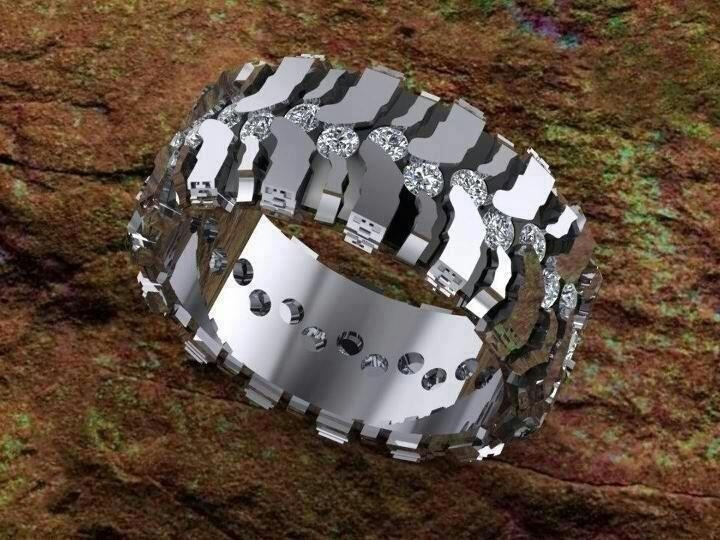 Redneck Wedding Ring...my Babe Chose This Pic...he Would