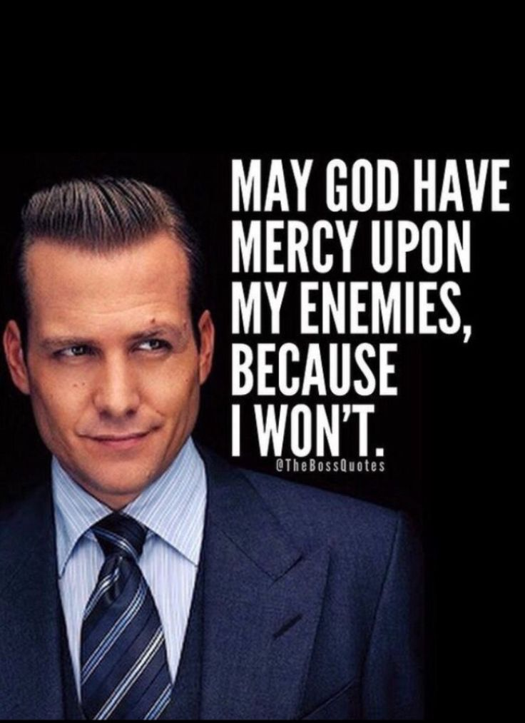 Harvey Specter #quote #Suits #SuitsUSA