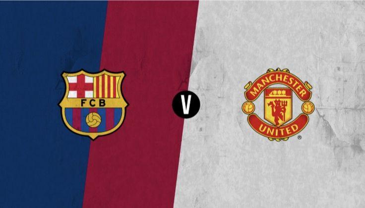 Barcelona v. Manchester United  07/26/2017, FedEx Field, Landover, Maryland, International Champions Cup