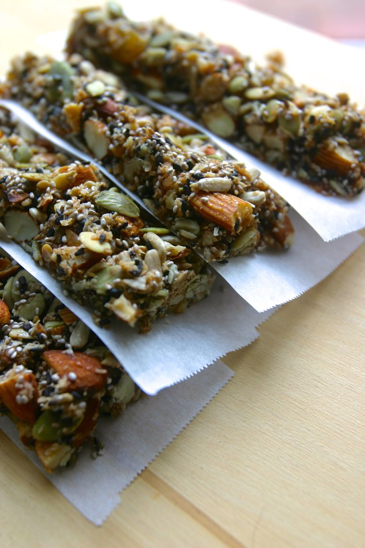 Paleo Kind Bars #PrimalBites