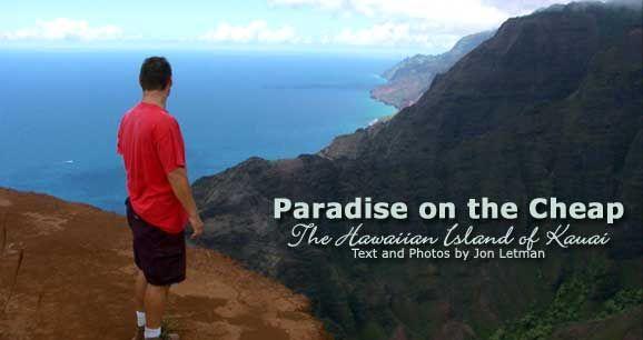 Kauai on a Budget: Paradise on the Cheap