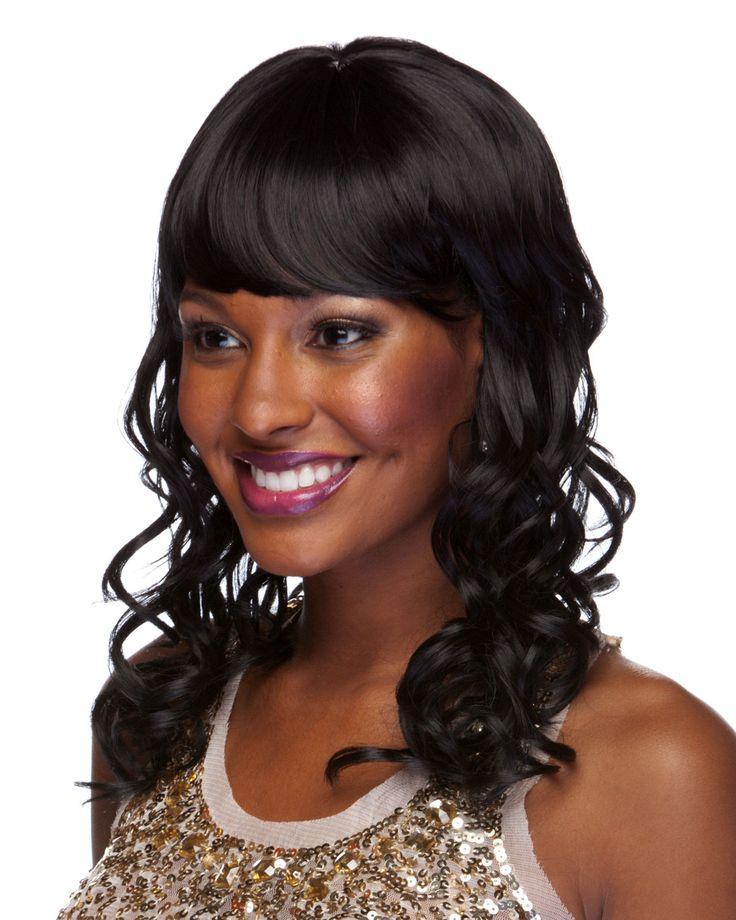 Ebony Wig Selection 13