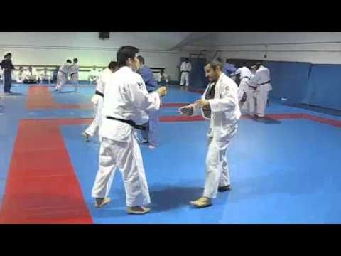 Randori with Kosei Inoue at Georgetown Judo Club - YouTube