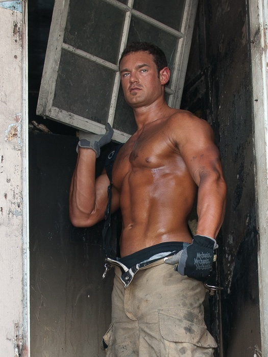 Meet Trent Vann. You can look for this native Houstonian in the 2013 Houston Fire Fighters Calendar.  Meet the rest of the city's hottest singles at CultureMap's Most Eligible Bachelor and Bachelorette! http://houston.culturemap.com/mosteligible