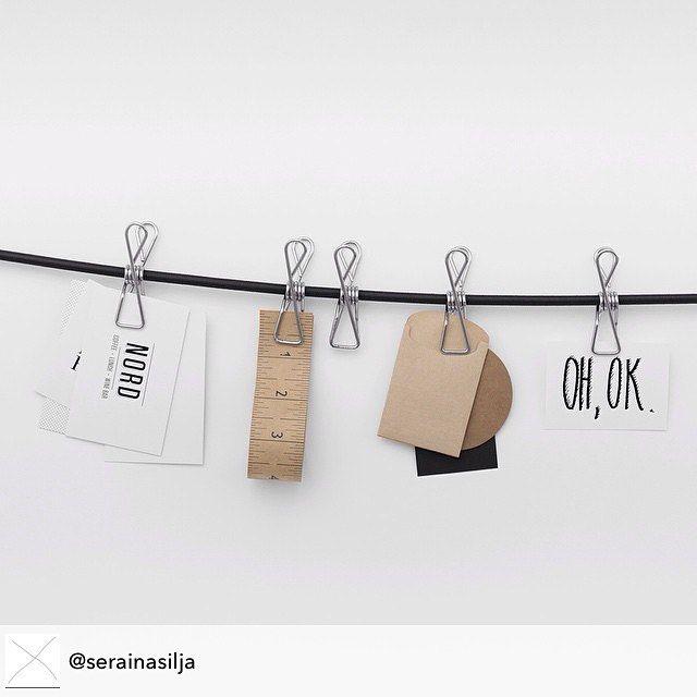 Kolla in @serainasilja fina styling  av vår vajer med klämmor.  129 kr / 149 NOK / 16,90 € ------------------------------------- Check out @serainasilja nice styling  of our wire with clips.  129 kr / 149 NOK / 16,90 €