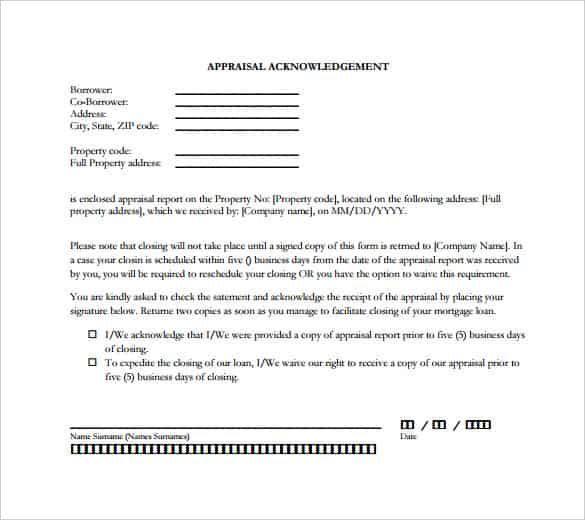 39 Acknowledgement Letter Templates Pdf Doc Letter Templates