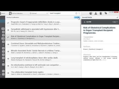 colwiz | Library -- Find Publications online - YouTube