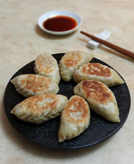 잎새만두 만들기, 김치만두 만들기 : 네이버 블로그 | Food | Pinterest