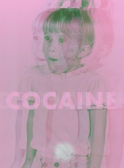 Cocaine. One hell of a drug! Lol
