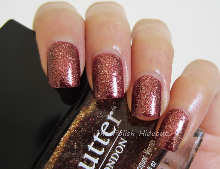 butter LONDON Brown Sugar...LOVE this color!!