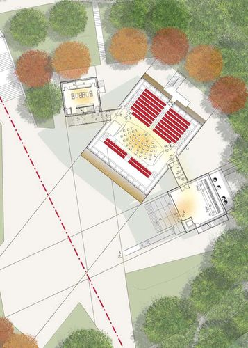 © Renzo Piano Building Workshop                                                                                                                                                     Mais