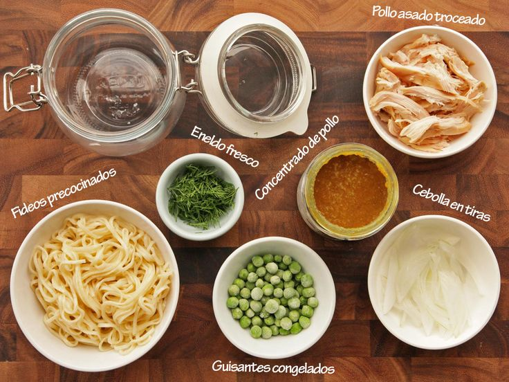 ingredientes del ramen