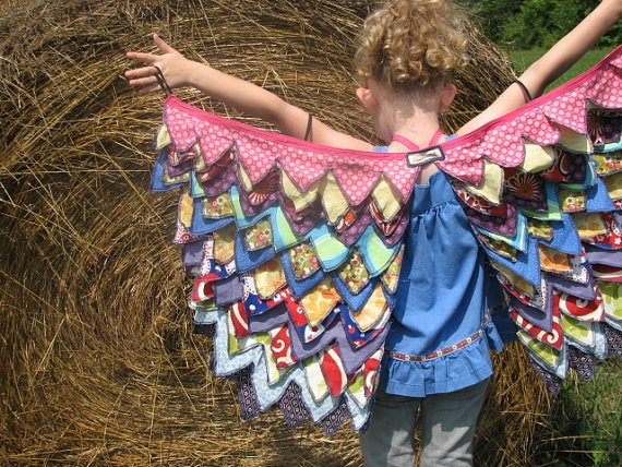 costumes: Costumes, Sewing Projects, Pdf Sewing Patterns, Cape, Kids Sewing, Bird Wings, Sewing Ideas, Things, Craft Ideas