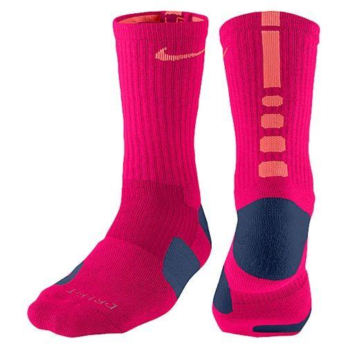 los calcetines rosado