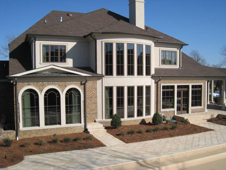 Bronze Residential Window Tint