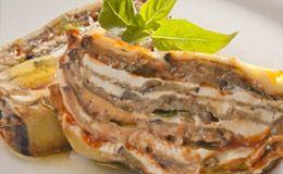 Receita de lasanha de berinjela do chef Thomas Troisgros - Receitas - Receitas GNT