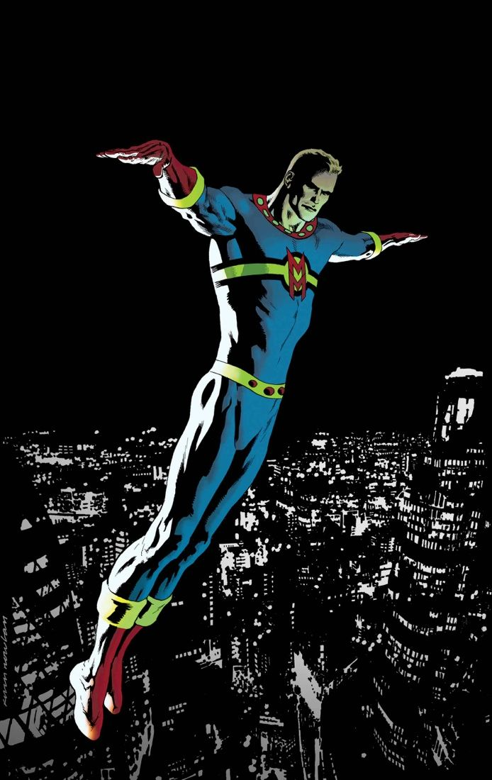 MIRACLEMAN #5 & #6 THE ORIGINAL WRITER (W) • ALAN DAVIS & JOHN RIDGWAY (A) • Book Two: The Red King Syndrome begins! • The twisted genius who created Miracleman initiates a long-held plan that threatens Miracleman's family. • The origins of Dr. Emil Gargunza his Project Zarathustra are revealed. • Issue #5 includes material originally presented in WARRIOR #12-15, plus bonus material. Issue #6 includes material originally presented in WARRIOR #16-18, plus bonus material.