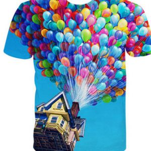 UP T-shirt for men | Graphic tees | t-shirts from Casual Wear Shop | Movie t-shirts