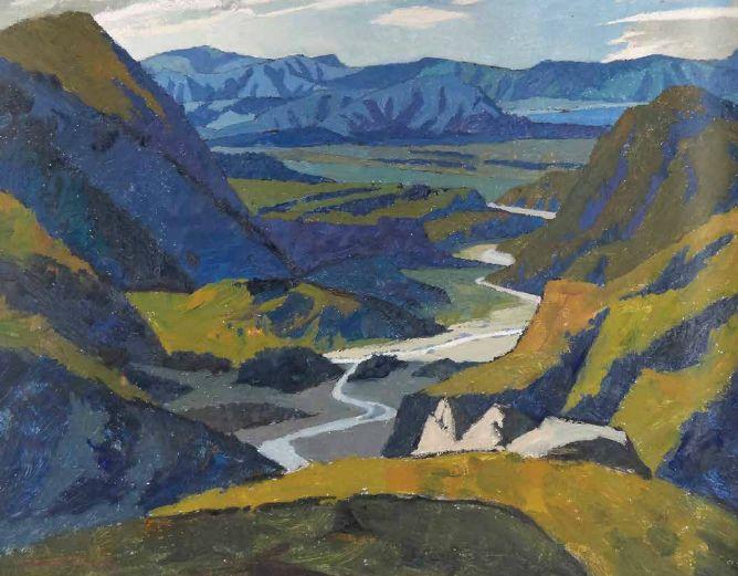 garth tapper landscape artist - Google Search
