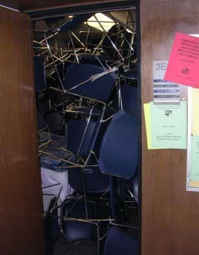 best dorm room pranks School pranks rubber band find a rubber band (not a really thin one or a fat one) twist up the rubber band (more the merrier) twist until it is a tight coil when you pull the 2 sides, and then find a victim with long hair (shaggy is good.