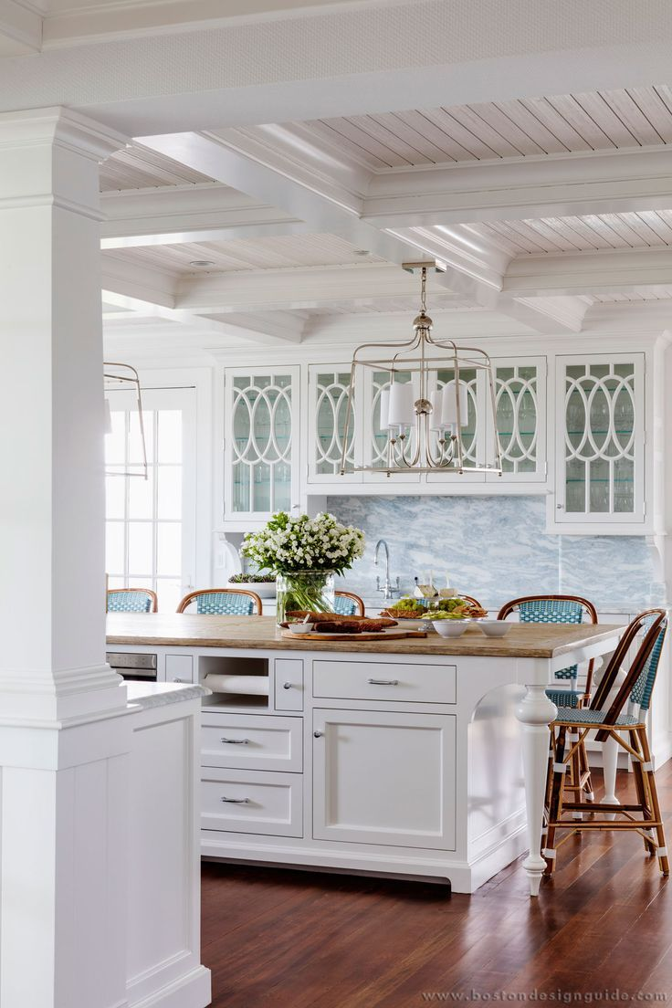 newengland #home #ideas #kitchen @artisanslist ❤ ❤ ❤ clean